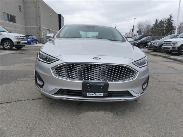 2019 Ford Fusion Energi Titanium (Stk: FU90676) in Brantford - Image 2 of 29
