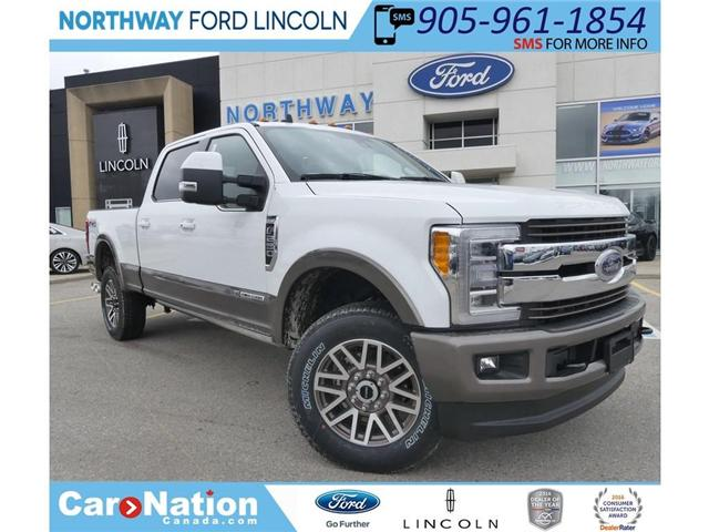 2019 Ford F-250 - (Stk: F2915535) in Brantford - Image 1 of 28