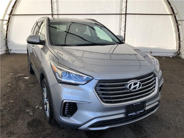 2018 Hyundai Santa Fe XL Base (Stk: 14845D) in Thunder Bay - Image 1 of 19