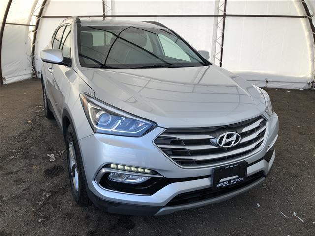 2018 Hyundai Santa Fe Sport 2.4 Base (Stk: 15095D) in Thunder Bay - Image 1 of 17
