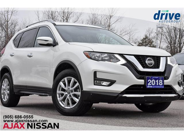 2018 Nissan Rogue SV (Stk: P4097R) in Ajax - Image 1 of 29