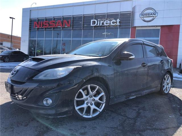 2010 Mazda Mazda3 Mazdaspeed3 - AS IS ONLY (Stk: N3282A) in Mississauga - Image 1 of 8