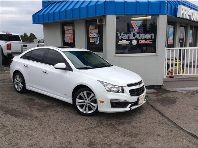 2015 Chevrolet Cruze LTZ (Stk: B7328) in Ajax - Image 1 of 25