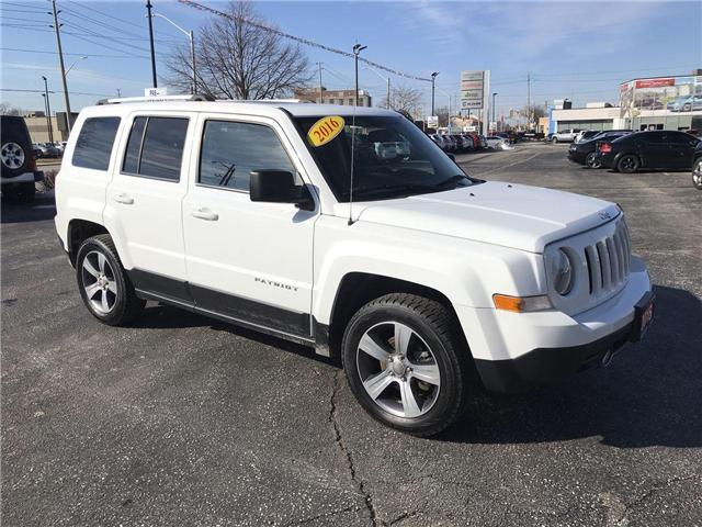 2016 Jeep Patriot Sport/North (Stk: 19739A) in Windsor - Image 1 of 12