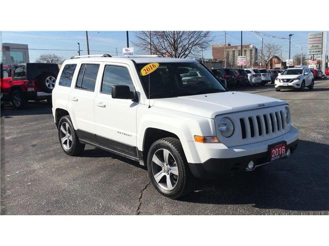 2016 Jeep Patriot Sport/North (Stk: 19739A) in Windsor - Image 2 of 12