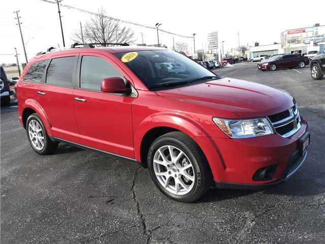2018 Dodge Journey GT (Stk: 44528) in Windsor - Image 1 of 11