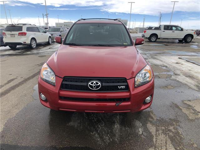 2012 Toyota RAV4  (Stk: 294019) in Calgary - Image 2 of 15