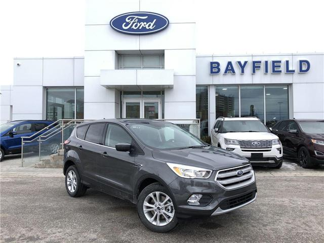 2019 Ford Escape SE (Stk: ES19321) in Barrie - Image 1 of 26
