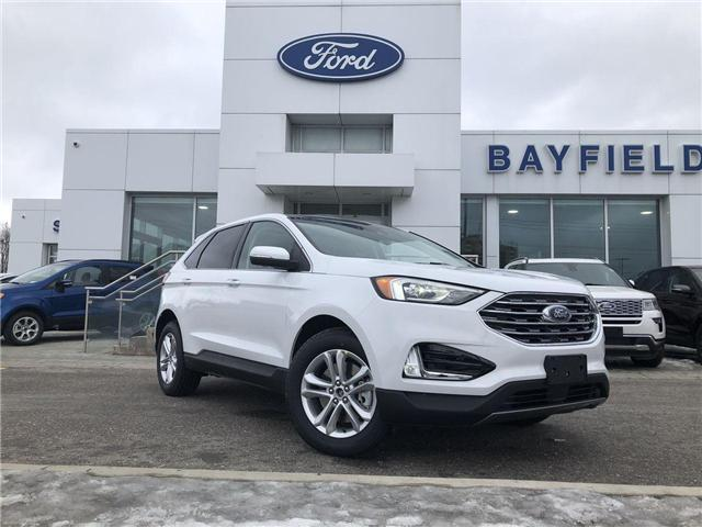 2019 Ford Edge SEL (Stk: ED19282) in Barrie - Image 1 of 27