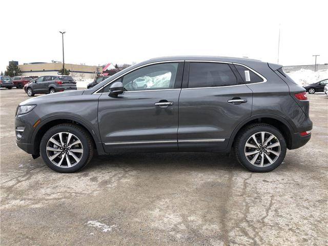 2019 Lincoln MKC Reserve (Stk: MC19317) in Barrie - Image 3 of 28