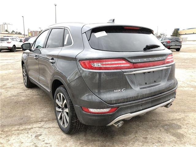 2019 Lincoln MKC Reserve (Stk: MC19317) in Barrie - Image 4 of 28