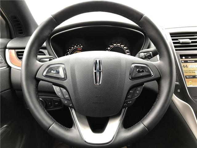 2019 Lincoln MKC Reserve (Stk: MC19317) in Barrie - Image 12 of 28