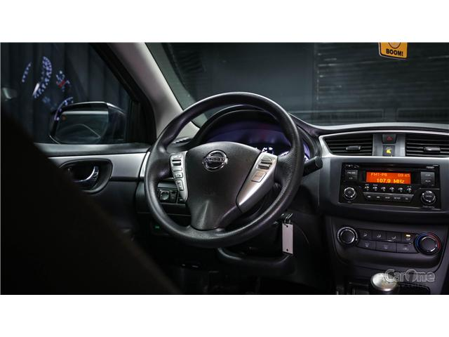 2016 Nissan Sentra 1.8 S (Stk: 19-167A) in Kingston - Image 11 of 29