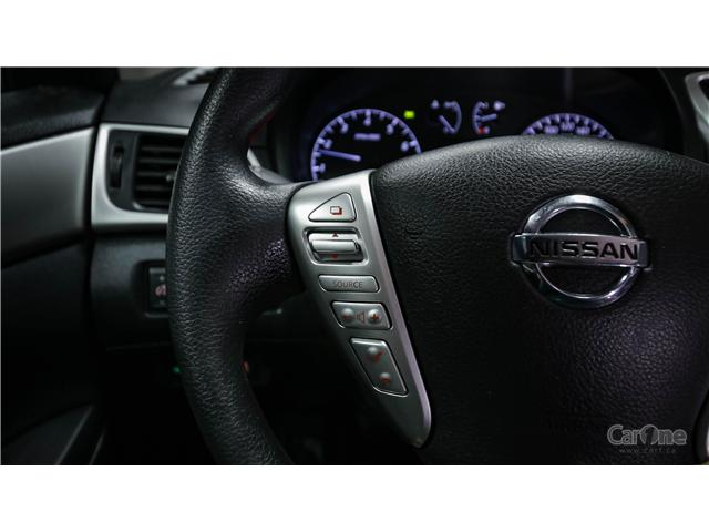 2016 Nissan Sentra 1.8 S (Stk: 19-167A) in Kingston - Image 16 of 29