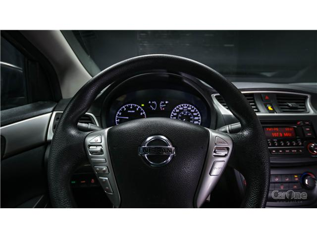 2016 Nissan Sentra 1.8 S (Stk: 19-167A) in Kingston - Image 18 of 29