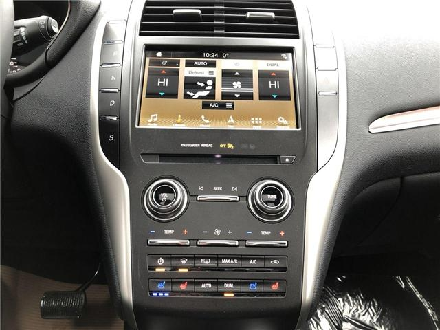 2019 Lincoln MKC Reserve (Stk: MC19309) in Barrie - Image 17 of 29