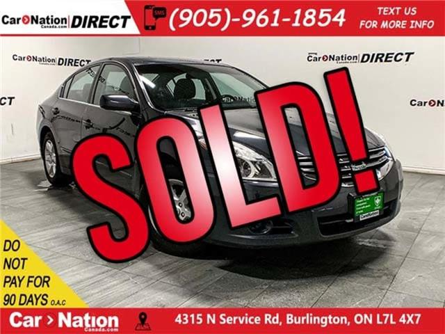 2012 Nissan Altima 2.5 S (Stk: DRD1971A) in Burlington - Image 1 of 30