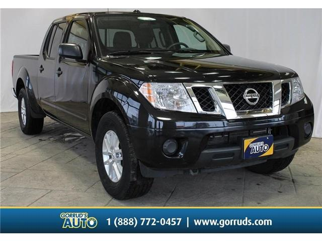 2016 Nissan Frontier  (Stk: 748371) in Milton - Image 1 of 38