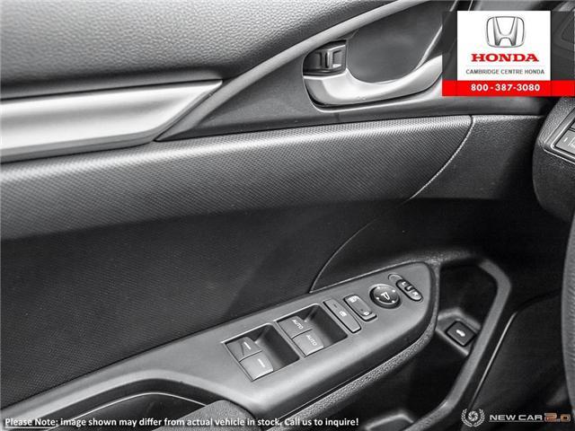 2019 Honda Civic LX (Stk: 19561) in Cambridge - Image 17 of 24