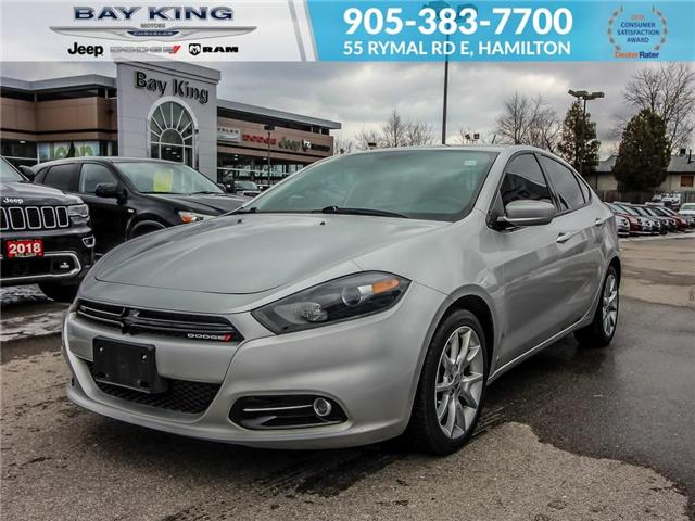2013 Dodge Dart  (Stk: 197589A) in Hamilton - Image 1 of 21