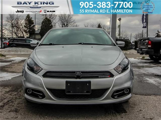 2013 Dodge Dart  (Stk: 197589A) in Hamilton - Image 2 of 21