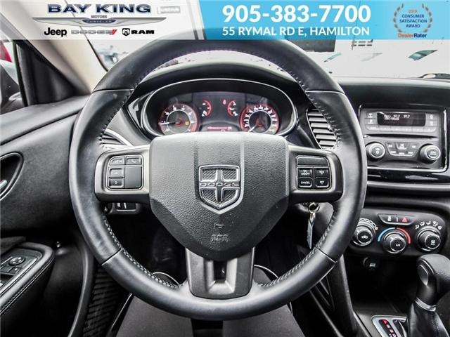 2013 Dodge Dart  (Stk: 197589A) in Hamilton - Image 7 of 21