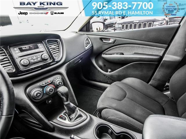 2013 Dodge Dart  (Stk: 197589A) in Hamilton - Image 13 of 21