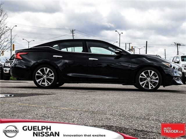 2018 Nissan Maxima  (Stk: N19231) in Guelph - Image 3 of 23