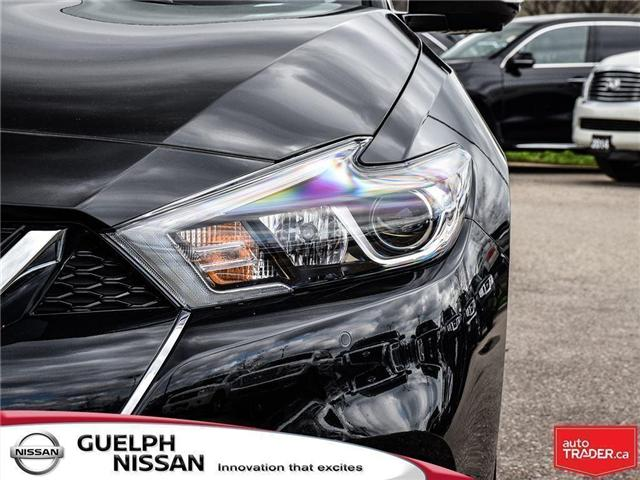 2018 Nissan Maxima  (Stk: N19231) in Guelph - Image 8 of 23