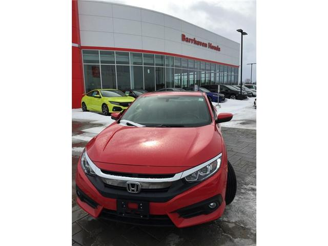 2018 Honda Civic EX-T (Stk: 1569a) in Nepean - Image 2 of 7