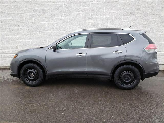 2016 Nissan Rogue  (Stk: 18074A) in Kingston - Image 1 of 27
