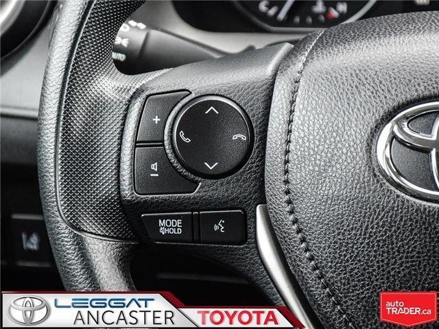 2018 Toyota RAV4  (Stk: 3795) in Ancaster - Image 17 of 22