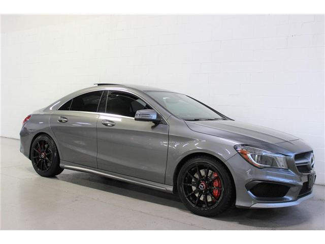 2015 Mercedes-Benz CLA-Class Base (Stk: 189706) in Vaughan - Image 1 of 30