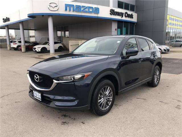 2018 Mazda CX-5 GS (Stk: SN884) in Hamilton - Image 1 of 7