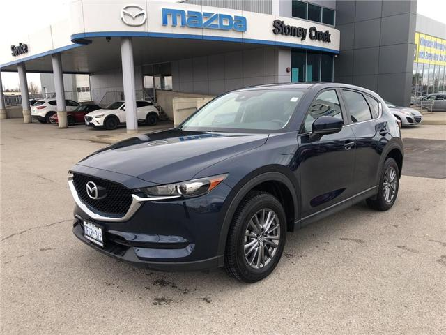 2018 Mazda CX-5 GS (Stk: SN884) in Hamilton - Image 2 of 7