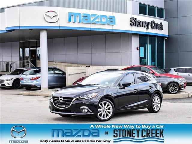 2014 Mazda Mazda3 GT-SKY (Stk: SU1085) in Hamilton - Image 1 of 24