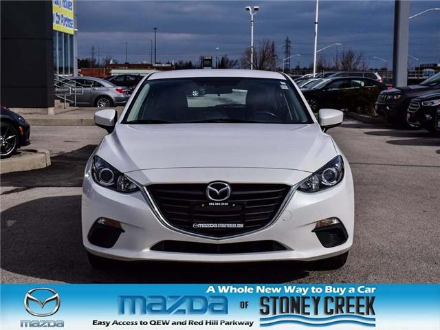 2016 Mazda Mazda3 GS (Stk: SU1081) in Hamilton - Image 4 of 16