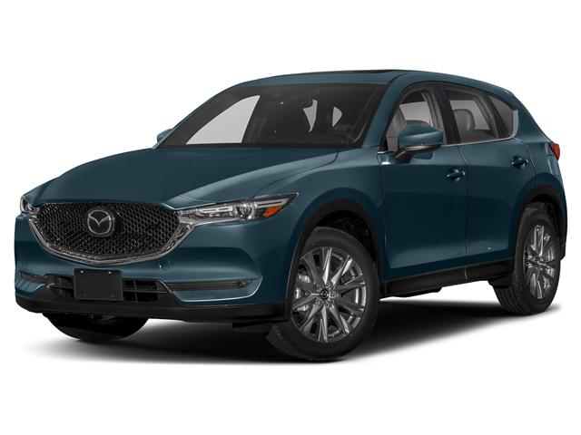 2019 Mazda CX-5 GT w/Turbo (Stk: K7611) in Peterborough - Image 1 of 9