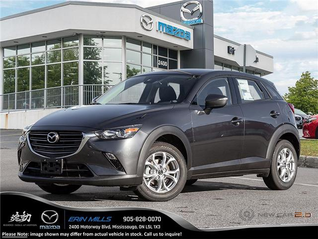 2019 Mazda CX-3 GS (Stk: 19-0250) in Mississauga - Image 1 of 24
