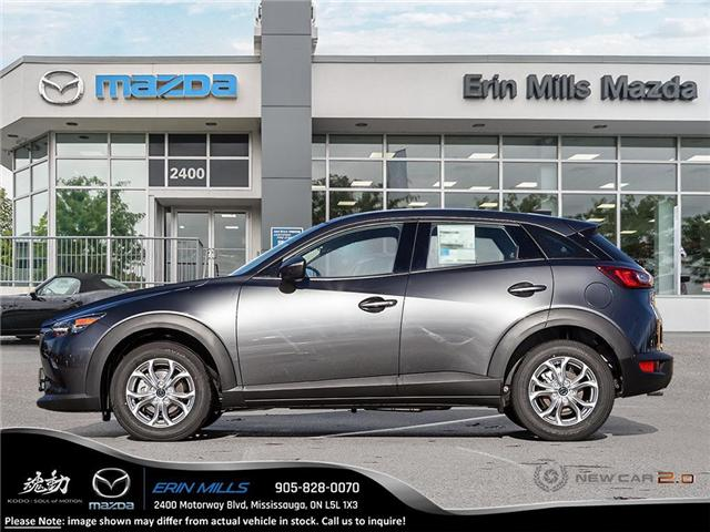 2019 Mazda CX-3 GS (Stk: 19-0250) in Mississauga - Image 3 of 24