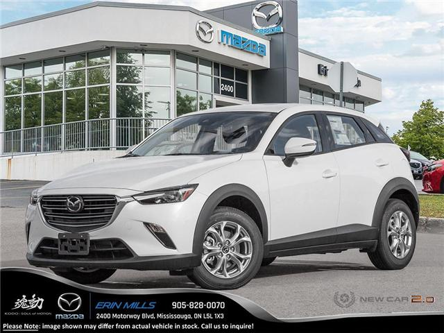 2019 Mazda CX-3 GS (Stk: 19-0244) in Mississauga - Image 1 of 24