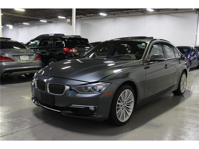 2015 BMW 328i xDrive (Stk: 545441) in Vaughan - Image 9 of 30