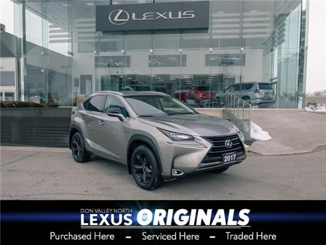 2017 Lexus NX 200t Base (Stk: OR27586A) in Markham - Image 1 of 25
