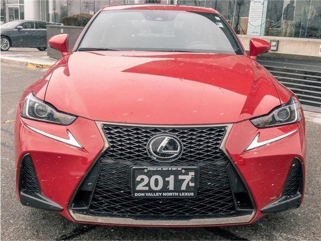 2017 Lexus IS 350 Base (Stk: 27335A) in Markham - Image 2 of 24