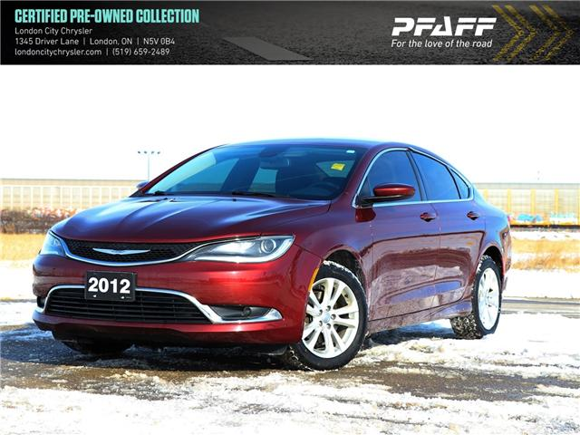 2016 Chrysler 200 Limited (Stk: 9364A) in London - Image 1 of 20
