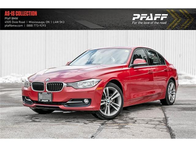 2015 BMW 320i xDrive (Stk: 21296A) in Mississauga - Image 1 of 22