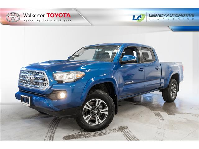 2017 Toyota Tacoma SR5 (Stk: P8124) in Walkerton - Image 1 of 21