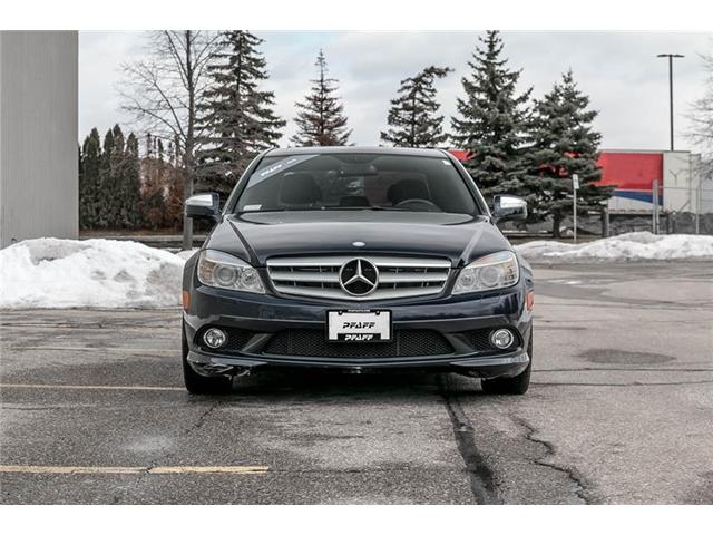 2008 Mercedes-Benz C-Class Base (Stk: U5311) in Mississauga - Image 2 of 21