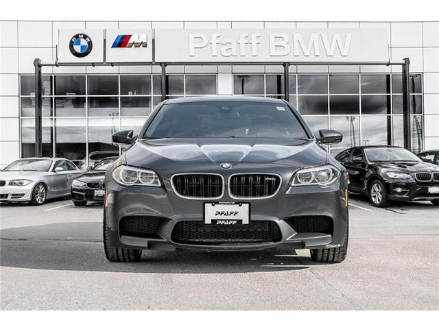 2015 BMW M5 Base (Stk: U5332) in Mississauga - Image 2 of 22