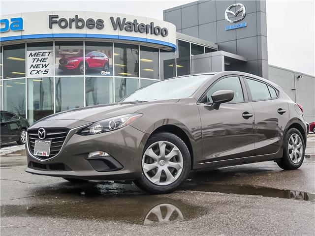 2015 Mazda Mazda3 Sport GX (Stk: L2304) in Waterloo - Image 1 of 19
